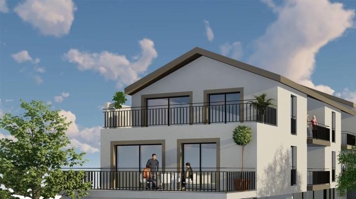 Appartements neufs Gujan-Mestras référence 5602 : aperçu n°3