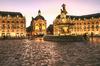 tour hyperion bordeaux - La place de la Bourse à Bordeaux