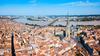 Immobilier neuf à Bordeaux – vue panoramique sur la ville de Bordeaux