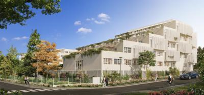 Appartements neufs Gradignan référence 5626