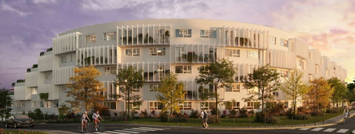 Appartements neufs Gradignan référence 5626 : aperçu n°3