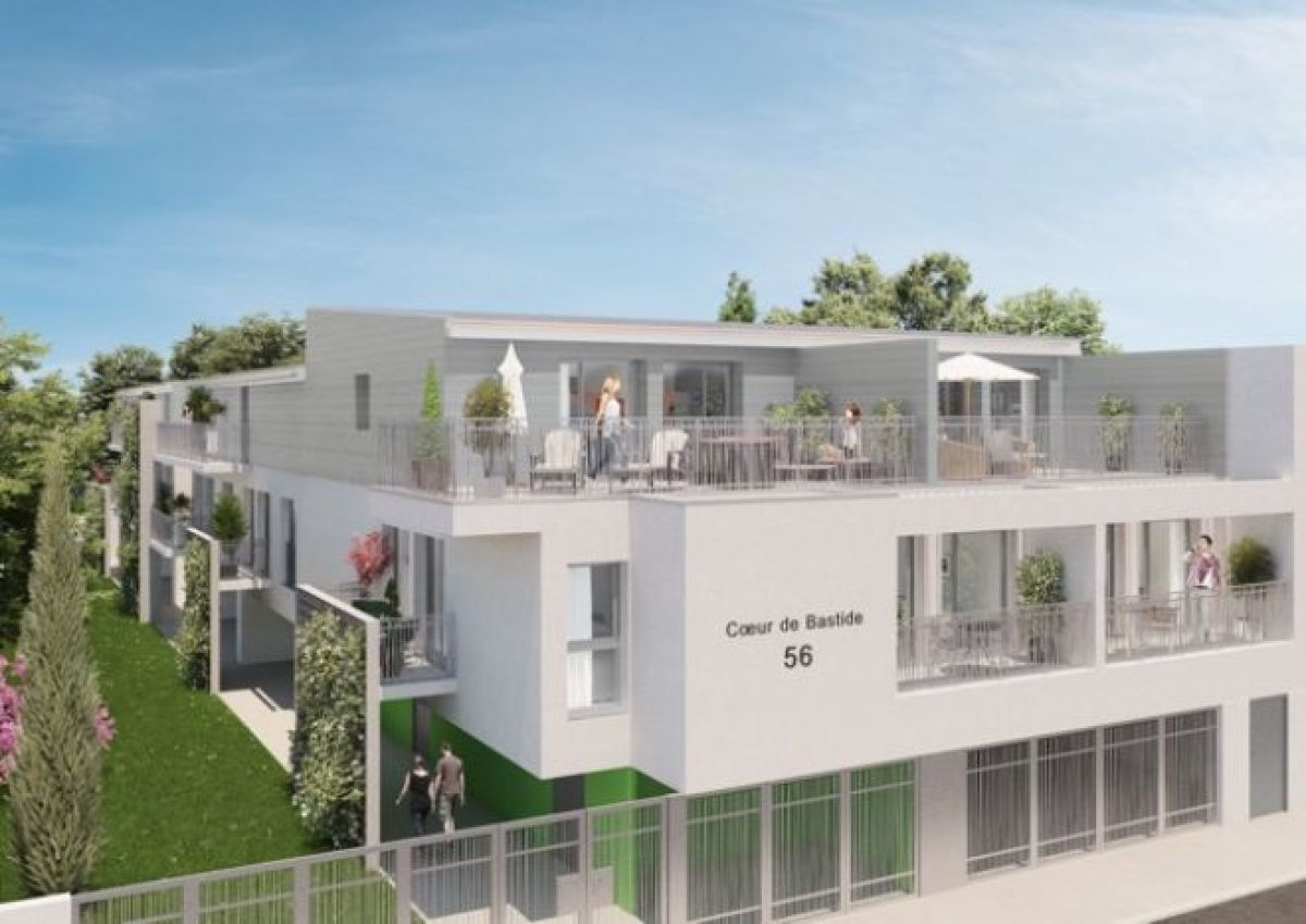 Groupe Triangle Investissements - Résidence Cœur de Bastide