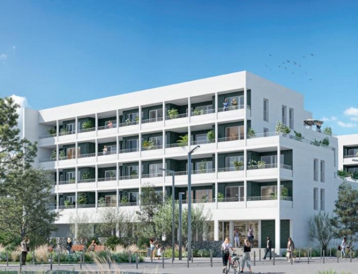 Appartements neufs Lormont référence 5628 : aperçu n°0