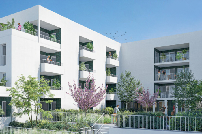 Appartements neufs Lormont référence 5628 : aperçu n°2