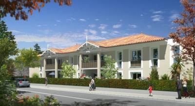 Appartements neufs Martignas-sur-Jalle référence 5630