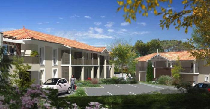 Appartements neufs Martignas-sur-Jalle référence 5630 : aperçu n°3