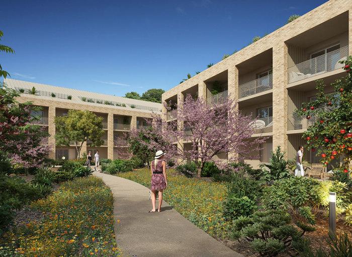 Appartements neufs Villenave-d'Ornon référence 5672 : aperçu n°0