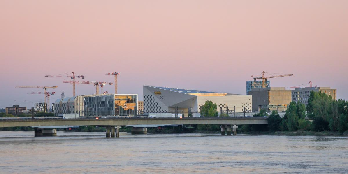 Pierre Hurmic - La construction d'Euratlantique et de la MECA à Bordeaux