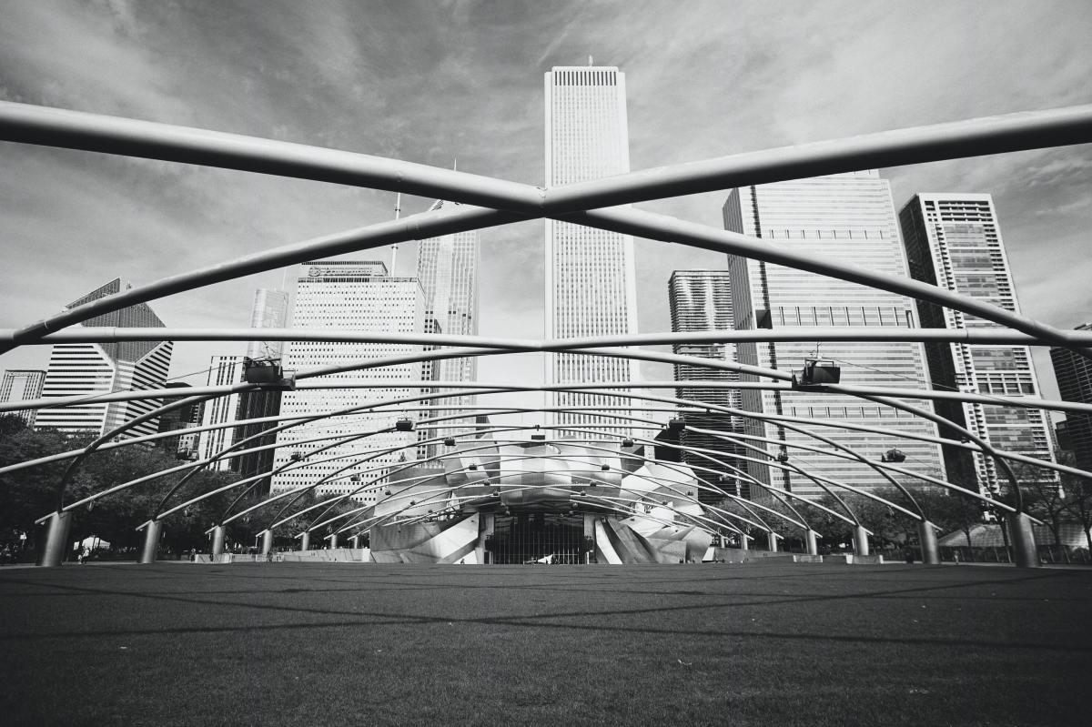 prix pritzker - Le pavillon Jay Pritzker à Chicago