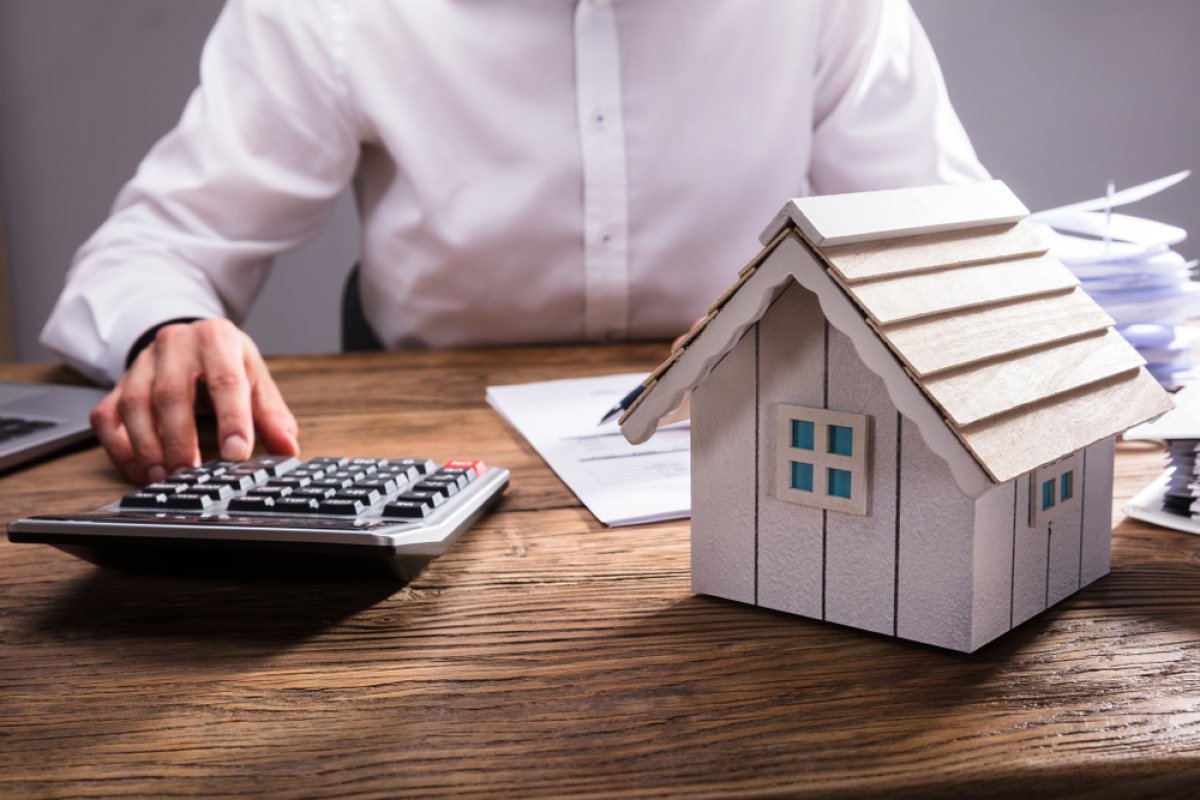 Conditions de revenus d'un prêt à taux zéro - Illustration du concept
