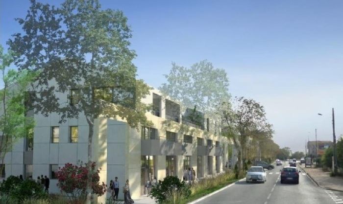 Appartements neufs Carbon-Blanc référence 5695 : aperçu n°3