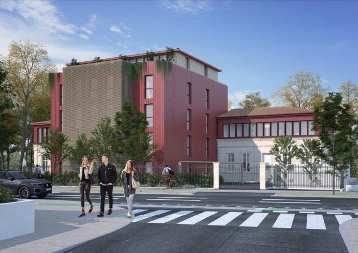 Appartements neufs Villenave-d'Ornon référence 5715 : aperçu n°0