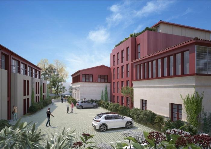 Appartements neufs Villenave-d'Ornon référence 5715 : aperçu n°2