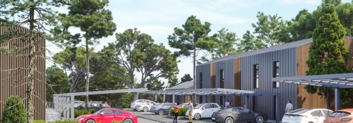 Appartements neufs Artigues-près-Bordeaux référence 5718 : aperçu n°3