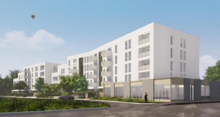 Appartements neufs Lormont référence 5730 : aperçu n°2