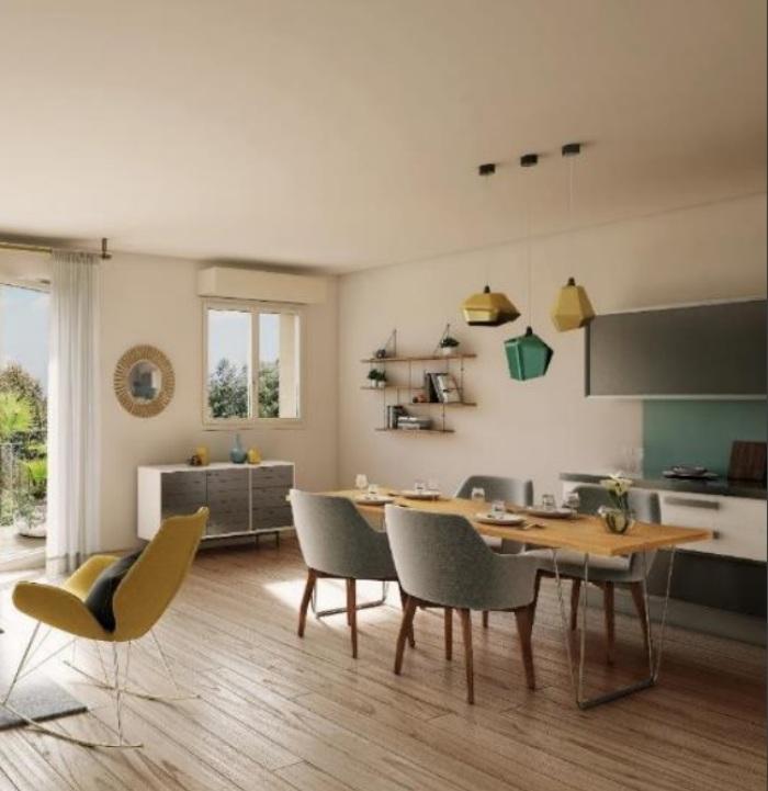 Appartements neufs Lormont référence 5730 : aperçu n°1