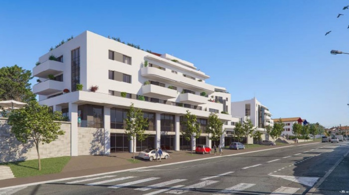 Appartements neufs Biarritz référence 5932 : aperçu n°0