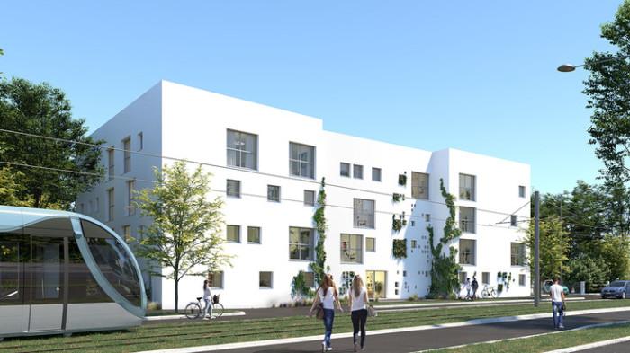 Appartements neufs Mérignac référence 5733 : aperçu n°0