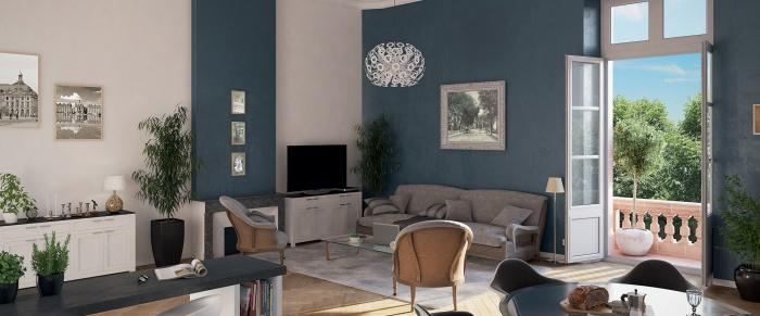 Appartements neufs Les Capucins référence 5725 : aperçu n°1