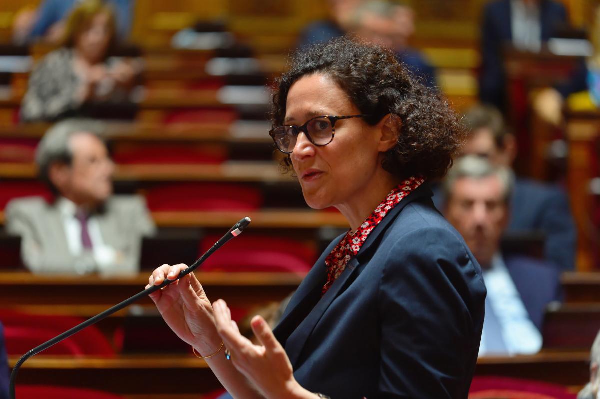 construction neuve - portrait d'Emmanuelle Wargon, ministre déléguée au Logement