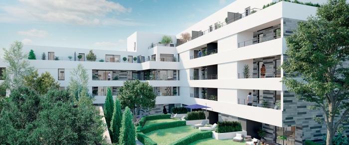 Appartements neufs Cenon référence 5772 : aperçu n°0