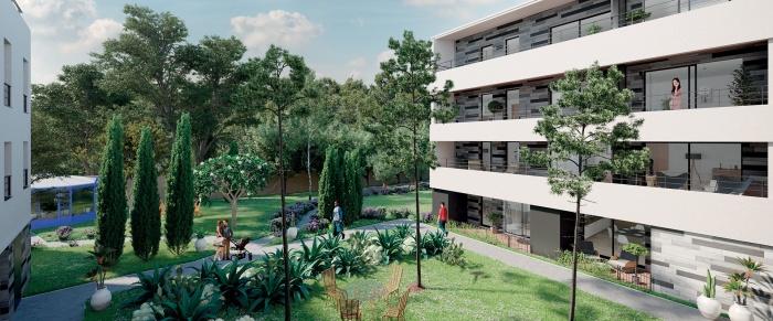 Appartements neufs Cenon référence 5772 : aperçu n°2