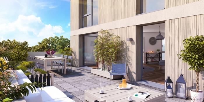 Appartements neufs Caudéran référence 5780 : aperçu n°2