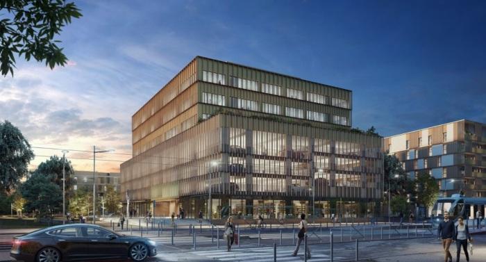 Appartements neufs Bruges référence 5814 : aperçu n°3