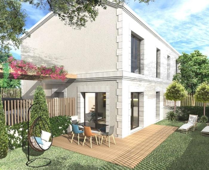 Maisons neuves Mérignac référence 5819 : aperçu n°0