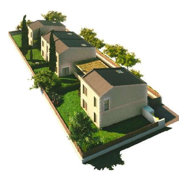 Maisons neuves Mérignac référence 5819 : aperçu n°2
