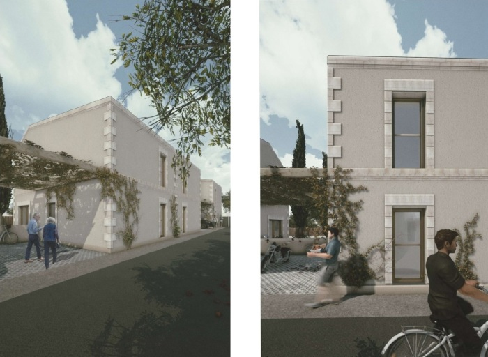 Maisons neuves Mérignac référence 5819 : aperçu n°3