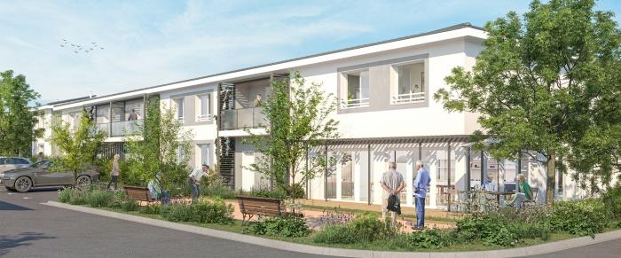 Appartements neufs Ambarès-et-Lagrave référence 5825 : aperçu n°0