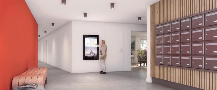 Appartements neufs Ambarès-et-Lagrave référence 5825 : aperçu n°2