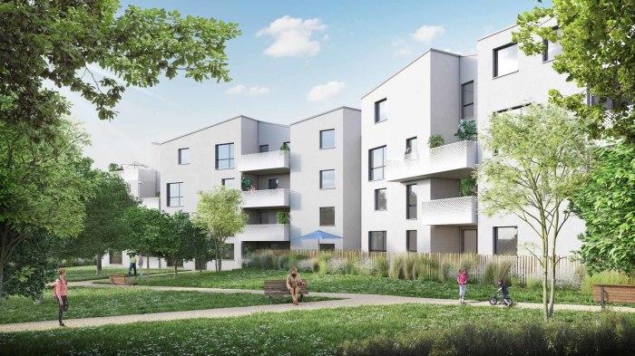Appartements neufs Villenave-d'Ornon référence 5830 : aperçu n°2