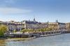 Bastide Niel - Vue de Bordeaux depuis la Garonne