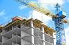 Bastide Niel - Grue sur un chantier de construction