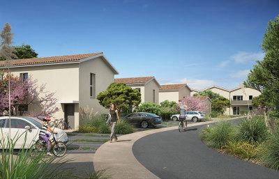 Maisons neuves Le Taillan-Médoc référence 5842