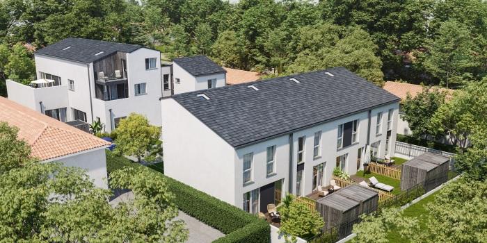 Maisons neuves Villenave-d'Ornon référence 5847 : aperçu n°0