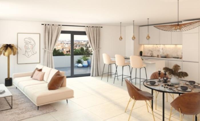 Maisons neuves Villenave-d'Ornon référence 5847 : aperçu n°1