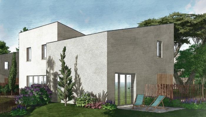 Appartements neufs Carbon-Blanc référence 5887 : aperçu n°3