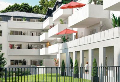 Appartements neufs St Jean référence 5839
