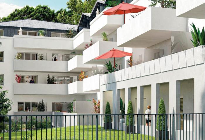 Appartements neufs St Jean référence 5839 : aperçu n°0