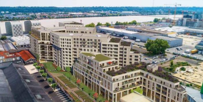 Appartements neufs St Jean référence 5839 : aperçu n°3
