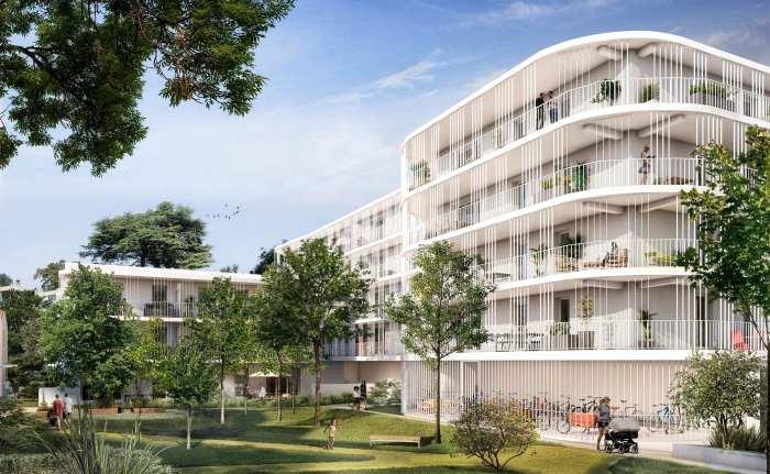 Maisons neuves et appartements neufs Le Bouscat référence 5848 : aperçu n°0