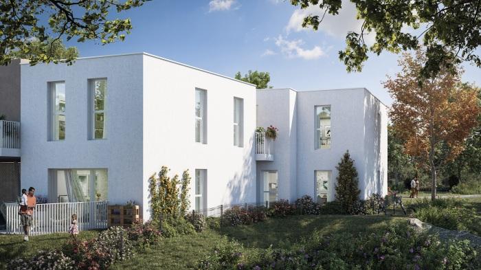 Appartements neufs Artigues-près-Bordeaux référence 5862 : aperçu n°0
