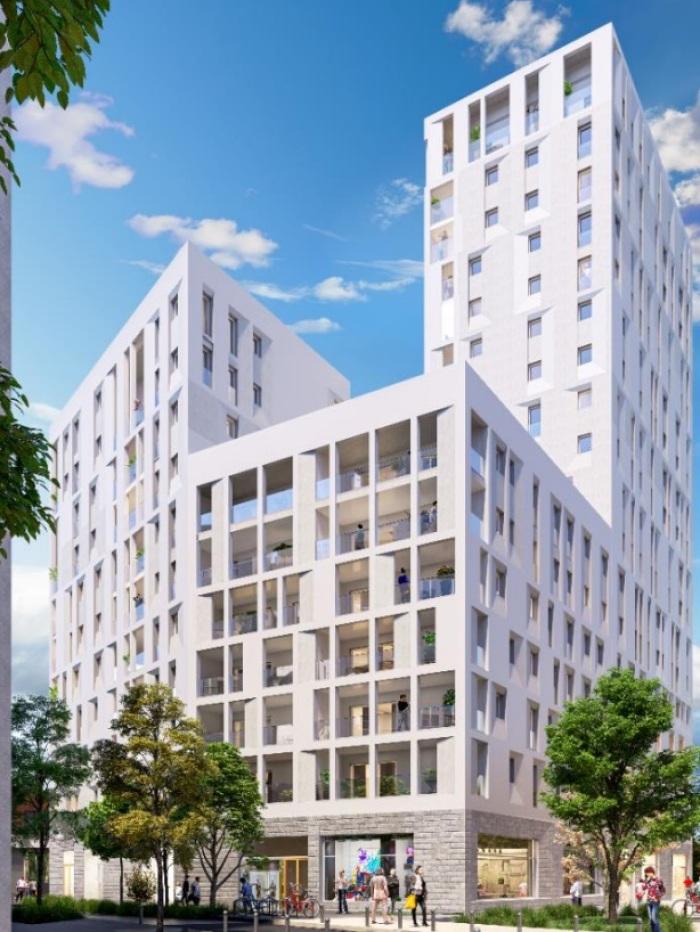 Appartements neufs St Jean référence 5877 : aperçu n°0