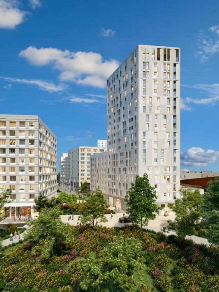 Appartements neufs St Jean référence 5877 : aperçu n°2