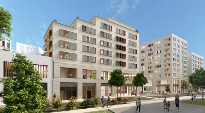 Appartements neufs St Jean référence 5875 : aperçu n°3