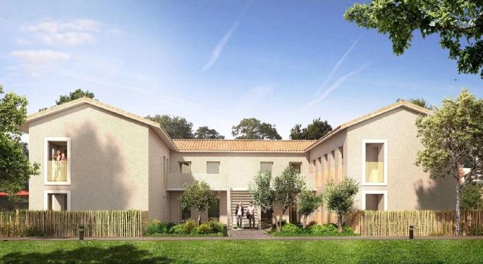 Appartements neufs Villenave-d'Ornon référence 5890 : aperçu n°0