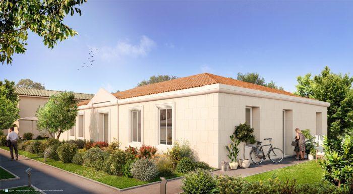 Appartements neufs Villenave-d'Ornon référence 5890 : aperçu n°2